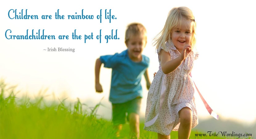 Love Quotes about Grandkids from Grandparents, Best ...