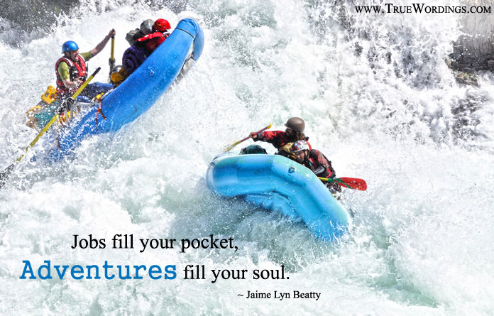 Adventure and Travel around the world quotes