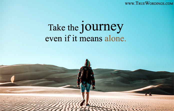 journey images with quotes