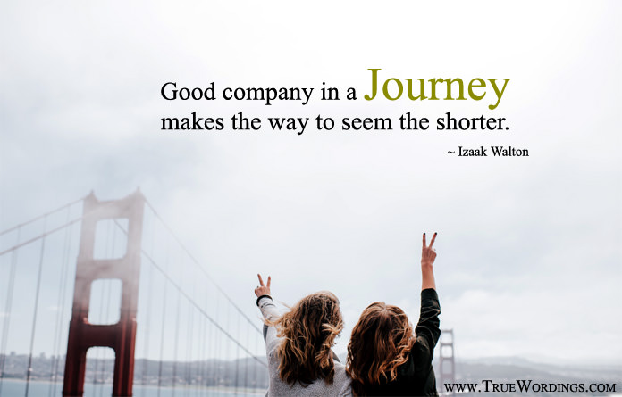 journey with friends quotes