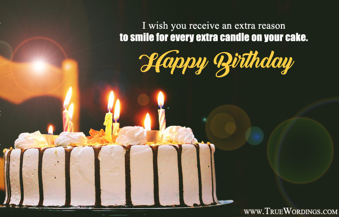 Beautiful Birthday Wishes for friends family