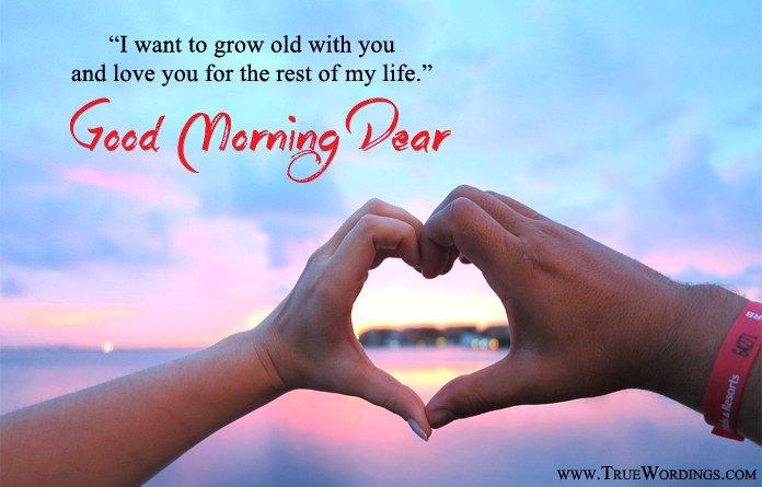 Good Morning Love Greetings