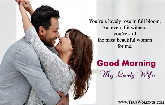Good Morning Pictures for Wife