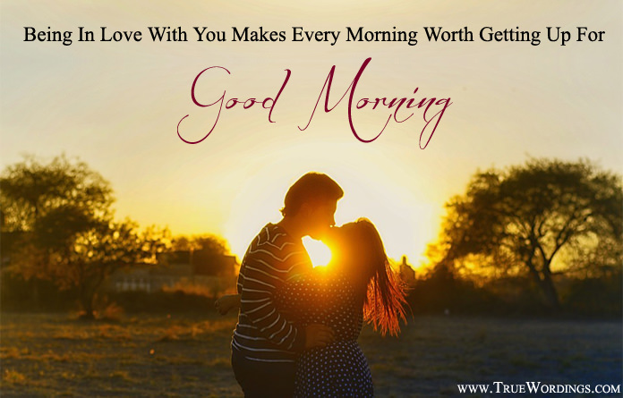 Good Morning Quotes for Girlfriend Boyfriend