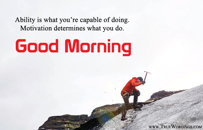 Inspirational Good Morning Images with Quotes
