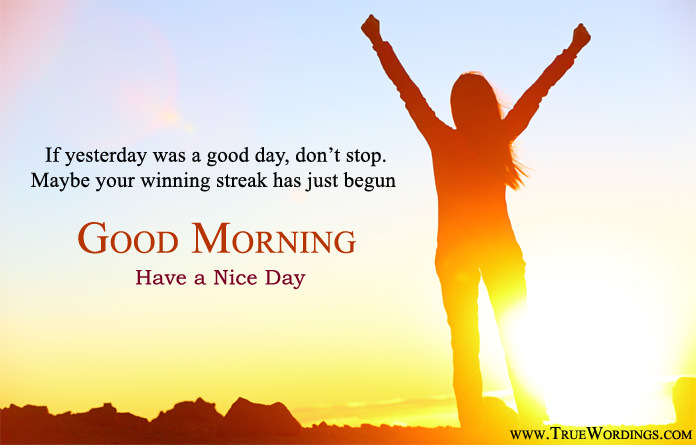 Inspirational Good Morning Images