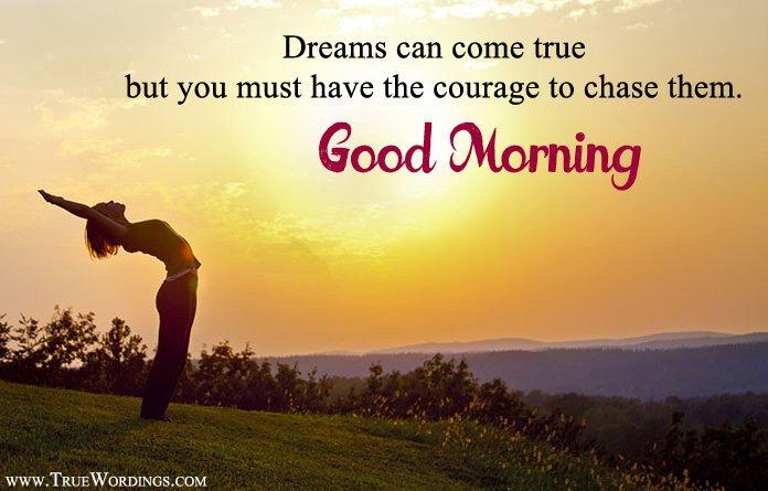 Motivational Good Morning