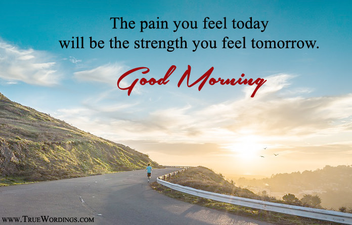 Positive Good Morning Wishes Images