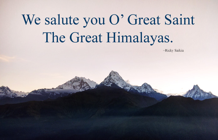 Himalaya Quotes and Sayings