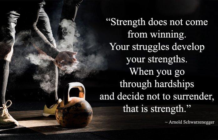 Inspirational Life Struggle Quotes