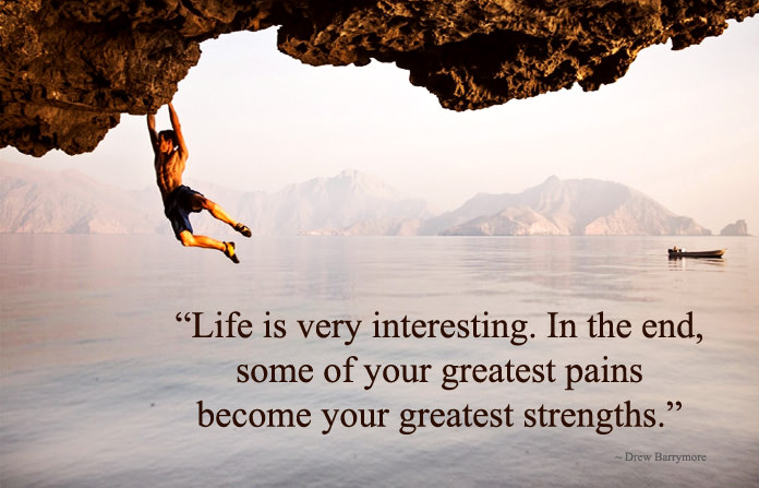 Quotes about Struggle and Pain