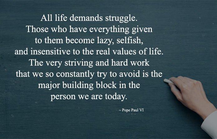 Words of Encouragement for Hard Work