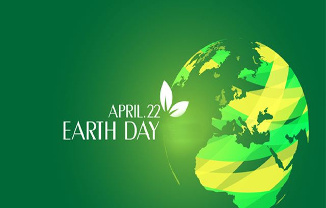22nd April Earth Day 2020