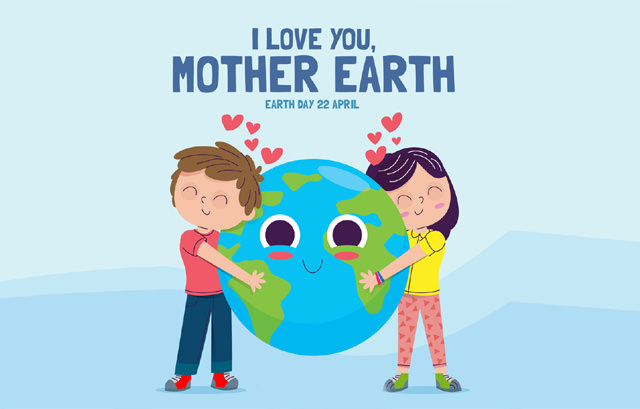 I Love you Mother Earth