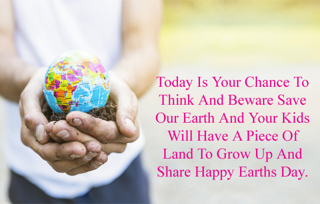 Inspirational Earth Day Messages