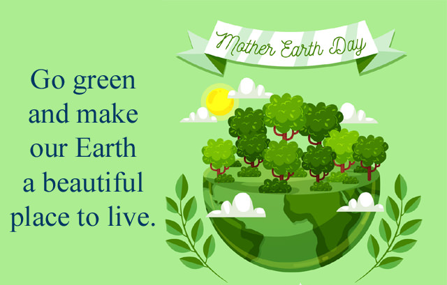 Mother Earth Day Pictures