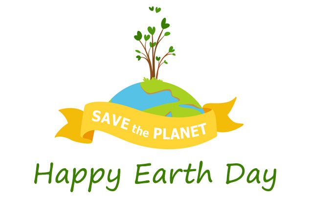 Save The Planet Earth Day Slogan