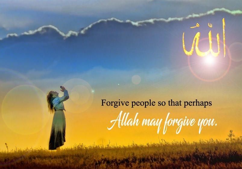 Allah May Forgive You Quotes