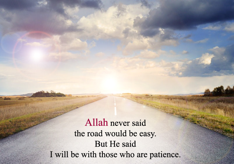 Be Positive Allah Quotes