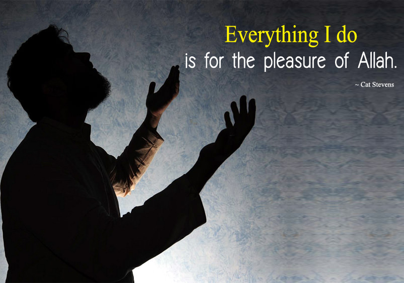 Pleasure of Allah